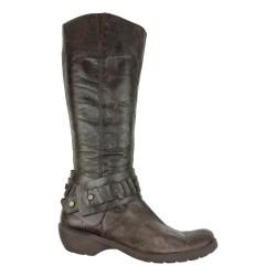 Stoere bruine laarzen