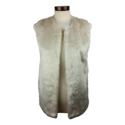 Maison Scotch - Faux fur gilet