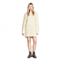 H&M - Grote warme lange trui