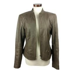 Betty Barclay - Leather jacket
