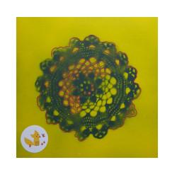 Handgemaakte kunst kaart -...
