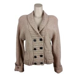 Marccain - Oud roze vest
