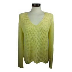 Tommy Hilfiger - Gele trui