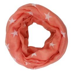 Sjaal - Witte sterren