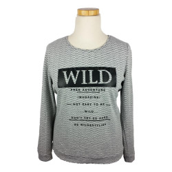 Geisha - Sweater WILD