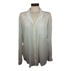 Maison Scotch - Witte blouse