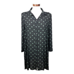 Zara - Zwarte lange blouse...