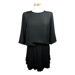 Maison Scotch - Zwarte jurk