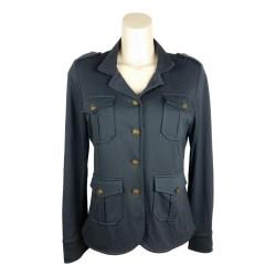 Yaya - Donkerblauw vestje