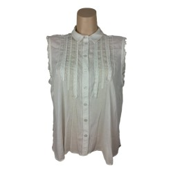 River Island - Witte lieve top